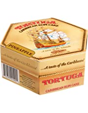 Tortuga Caribbean Rum Cake, 4 Ounce Pineapple Flavored