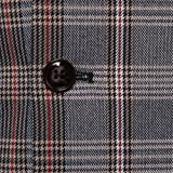 SMALLE ◕‿◕ Clearance,Men Plaid Button