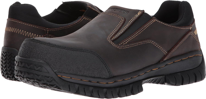Skechers Mens Hartan-ponus Construction Shoe