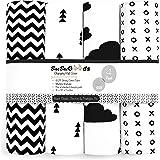 Changing Pad Cover – Premium Baby Changing Pad Covers 4 Pack – Boy or Girl Changing Pad Cover – Pure Cotton Machine…