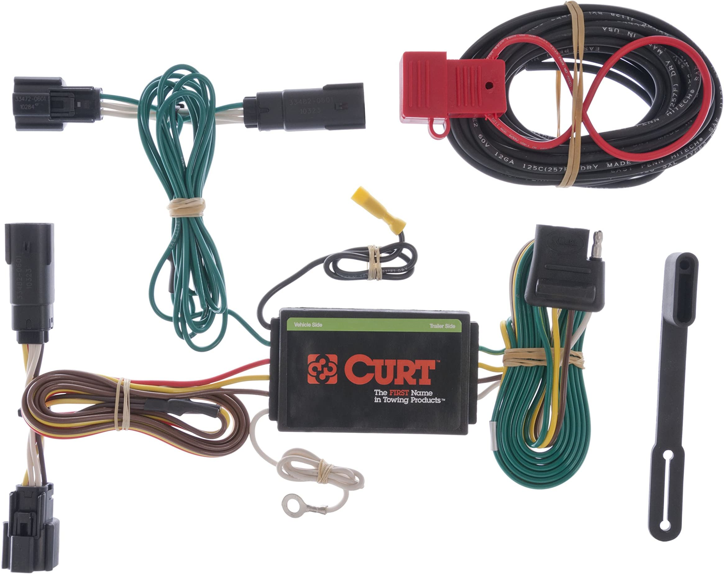 81ohhw2GXXL._AC_SR201266_ amazon com wiring hitch accessories automotive wiring harness 118269 at crackthecode.co