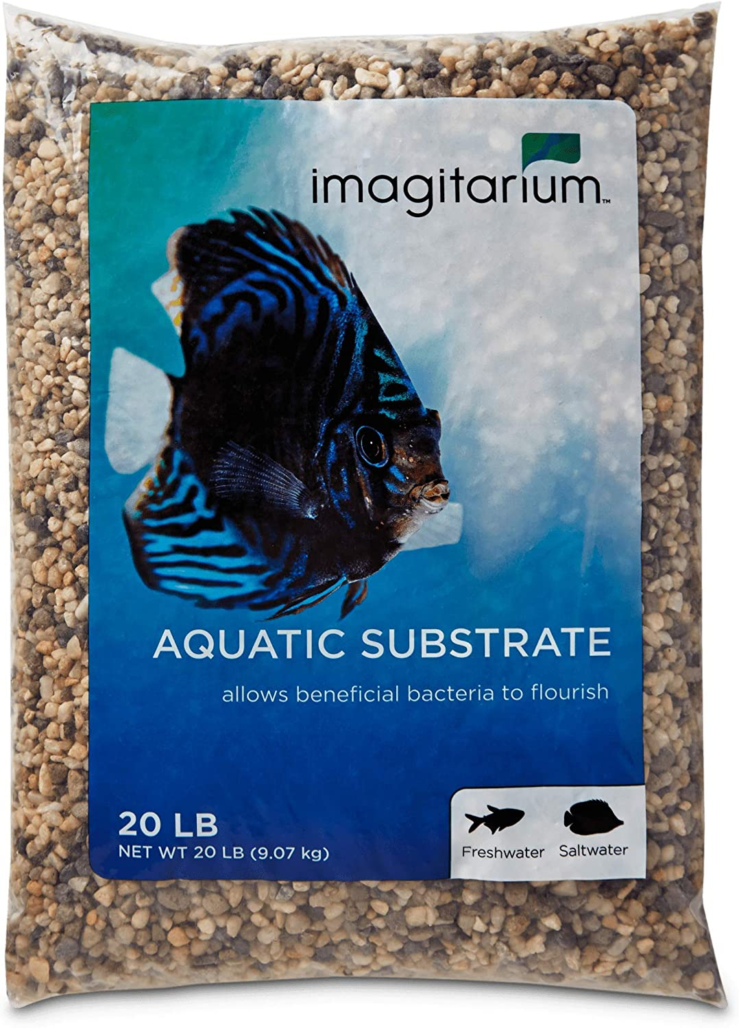 substrate for pleco fish