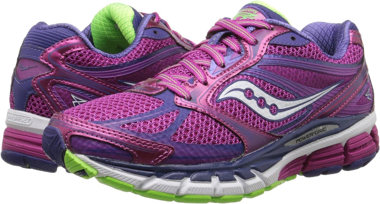 Saucony Guide 8-Saucony zapatillas mujer, talla 38,5, color lila: Amazon.es: Zapatos y complementos