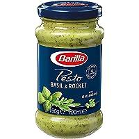 Barilla Basil and Rocket Pesto, 190g