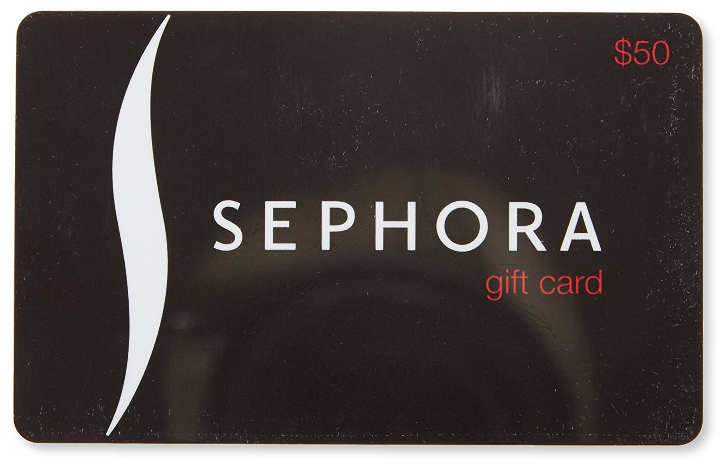 Amazon Sephora 50 Gift Card In A Gift Box Gift Cards