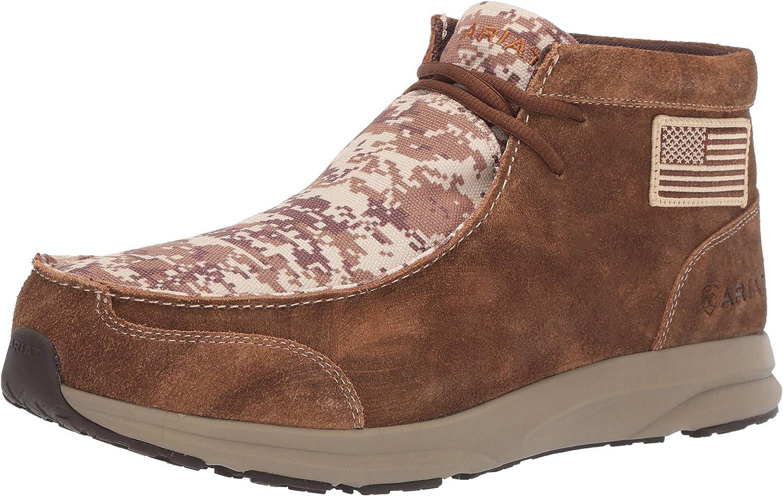 ARIAT Mens Spitfire Shoe Casual