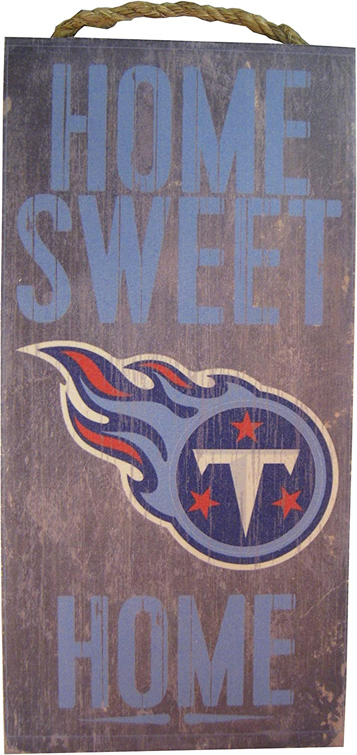 "Fan Creations 6""x12"" Home Sweet Home Wood Sign"
