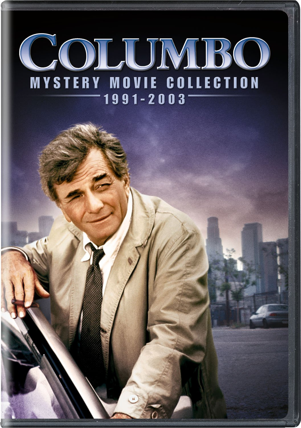 DVD : Columbo: Mystery Movie Collection 1991-2003 (Boxed Set, 6PC)