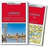 MERIAN momente Reiseführer London: Mit Extra-Karte zum Herausnehmen