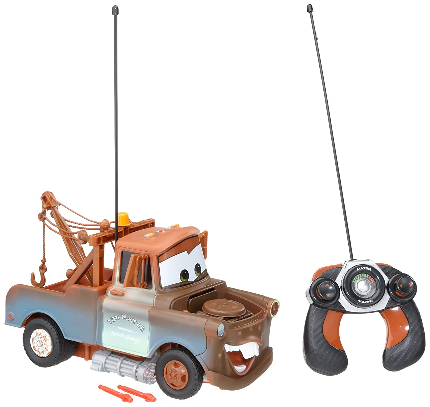 Dickie-Spielzeug 203089507 - Disney Cars 2 - RC Mater, 3-Kanal ...