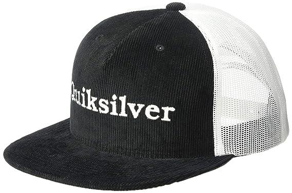 Quiksilver Mens Cordon Hue Trucker Hat: Amazon.es: Ropa y accesorios