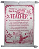 Natali Teacher's Day Scroll Card