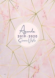 Finocam - Agenda 2019-2020 semana vista apaisada euskera ...