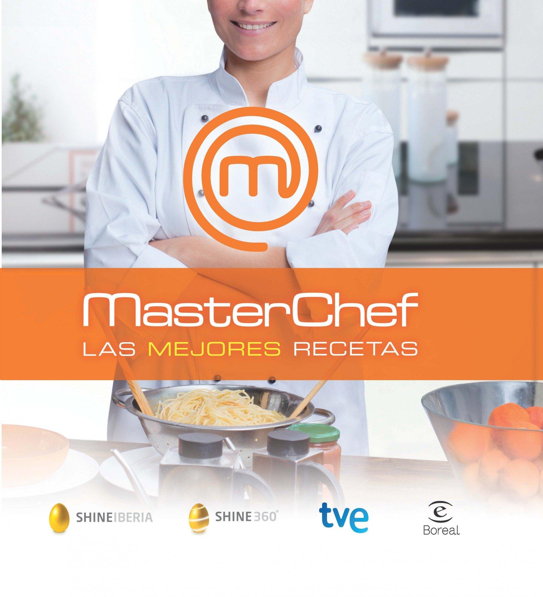 MasterChef: Las mejores recetas FUERA DE COLECCIÓN Y ONE SHOT ...