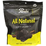 Panda All Natural Soft Licorice, 7 Oz. (2 Pack)