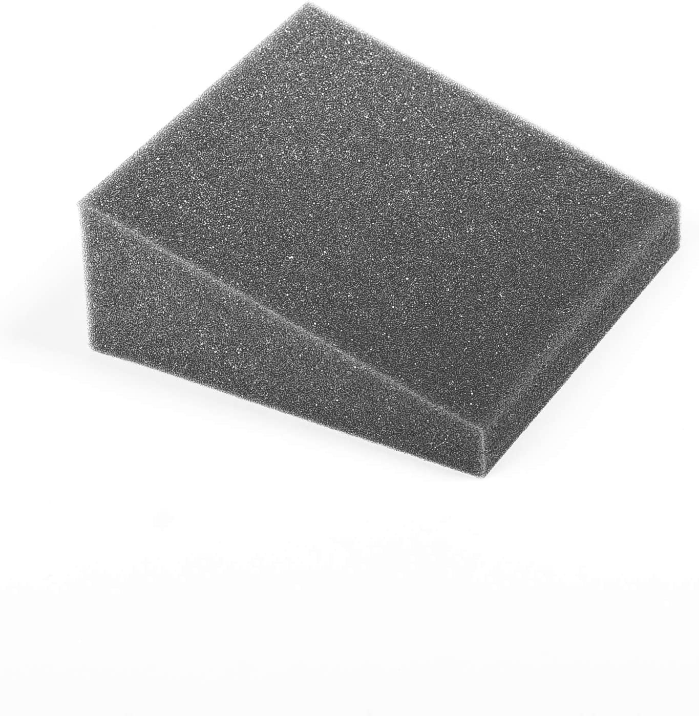 Couleur Gris anthracite. pi/èces de 15/x 15/cm Pack de 32/cales de mousse Acoustique de haute Densit/é 6/cm d/épaisseur