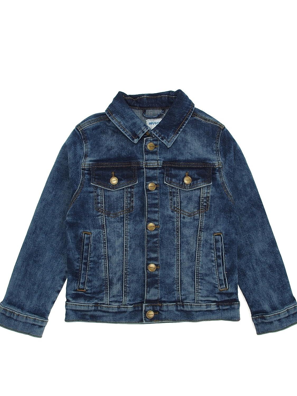 Denim 0440 Mayoral Basic Jean Jacket for Boys