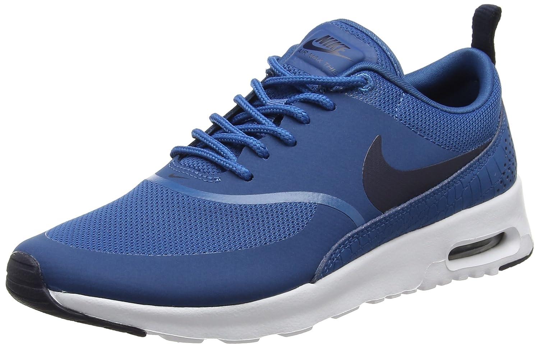 Nike Air Max Thea 599409 Damen Laufschuhe Blau (Industrial Blue/Obsidian-White)36