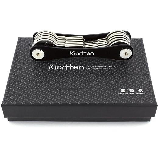 305 opinioni per Portachiavi portatile/ Organizer della Kiartten, elimina il problema delle