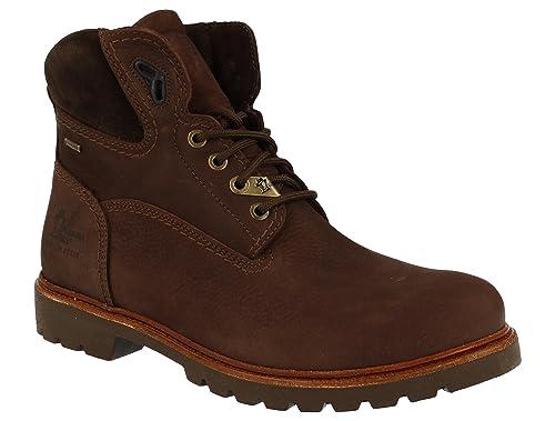 Panama Jack- Bota hombre Amur gtx marrón: Amazon.es: Zapatos y complementos