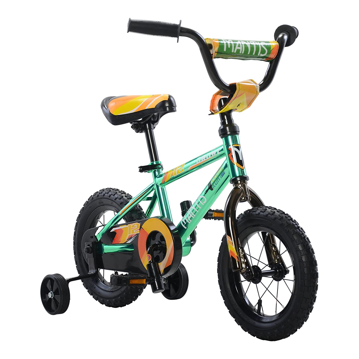 Mantis Ready2Roll Kids Bicycle in 12 16 or 20 inch Sizes in a Variety of Colors