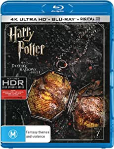 Harry Potter And The Deathly Hallows: Year 7 Part 1 (4K Ultra HD + Blu-ray)