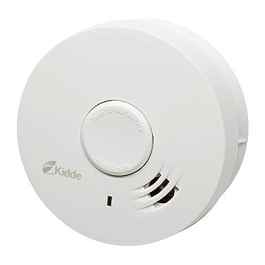 Kidde 10Y29 - Detector de humo óptico fotoeléctrico [Importado de Reino Unido]: Amazon.es: Industria, empresas y ciencia