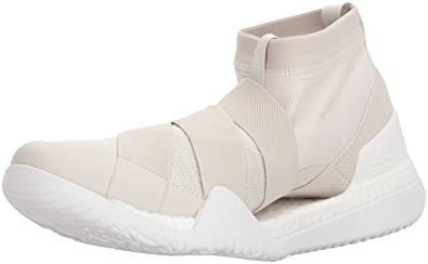 adidas Women s Pureboost X TR 3.0 LL Cross Trainer Chalk Pearl Crystal  White 3f0dacaa0