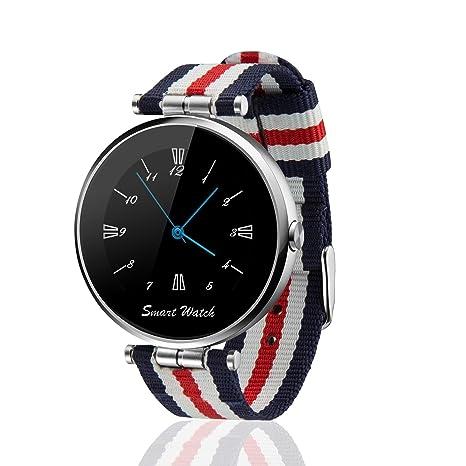 Fantime Smartwatch Relojes Inteligentes Bluetooth smartwatch Relojes de pulsera(Mensaje ,Cámara, Bluetooth,