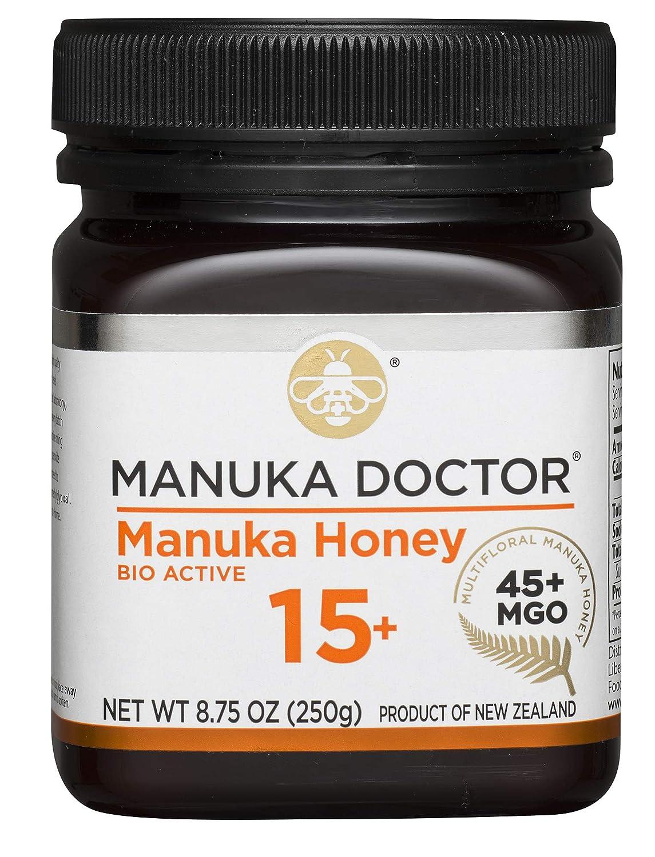 ManukaDoctor 15+ Bio Active Manuka Honey, 250 g : Amazon.in: Grocery & Gourmet Foods