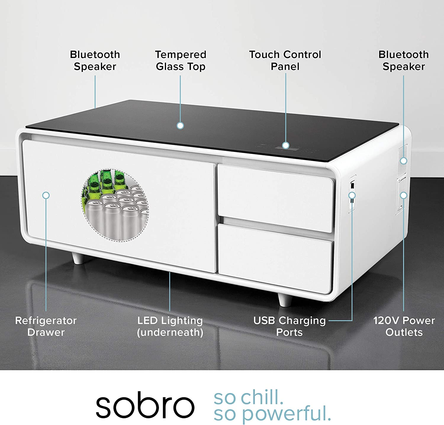 Why SORBO Smart Coffee Table