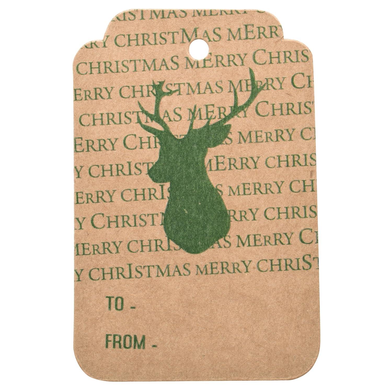 Weihnachten Hängen Tags Mit Jute-Schnur Für Diy Craft Supply, Supply, Supply, Party Favor, Geburtstag, Thanksgiving -Packung von 2000 B07MQ9HN4F | Exquisite (mittlere) Verarbeitung  | Export  | Reichhaltiges Design  c050be