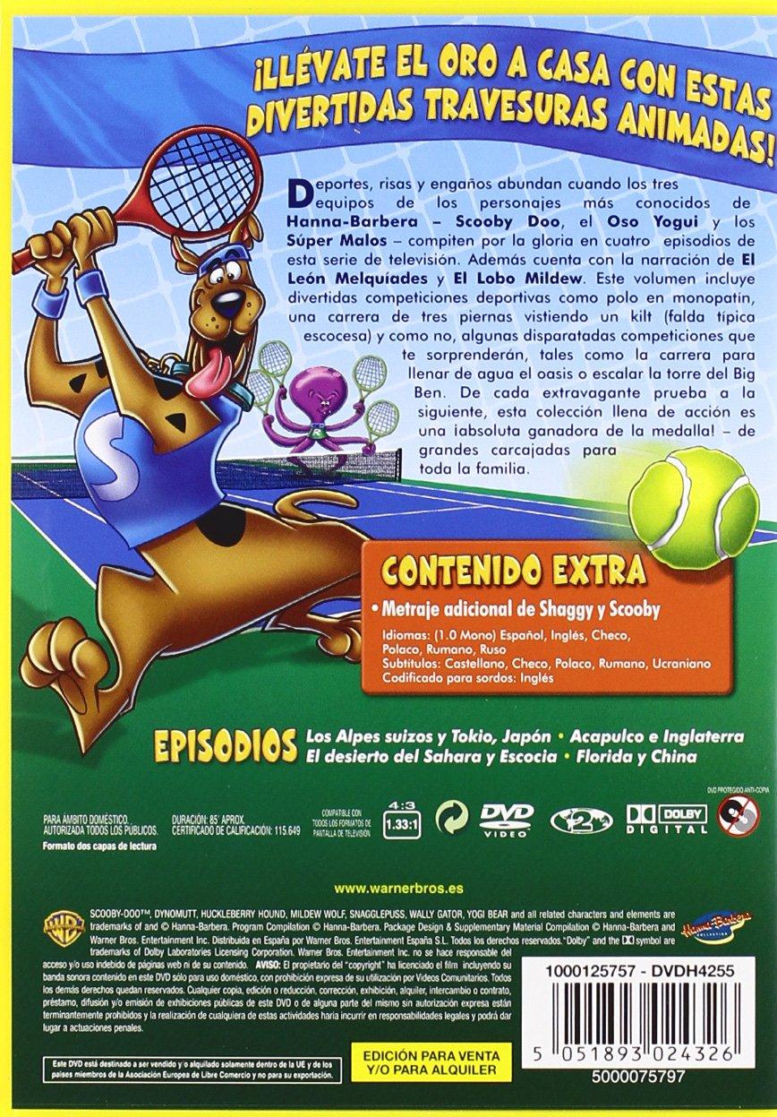 Amazon.com: Scooby Doo: Olimpiadas Risa (Vol.1) (Import Movie) (European Format - Zone 2) (2010) Varios: Movies & TV