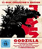 Godzilla - 11 Disc Collector's Edition [Blu-ray] [Limited Collector's Edition]