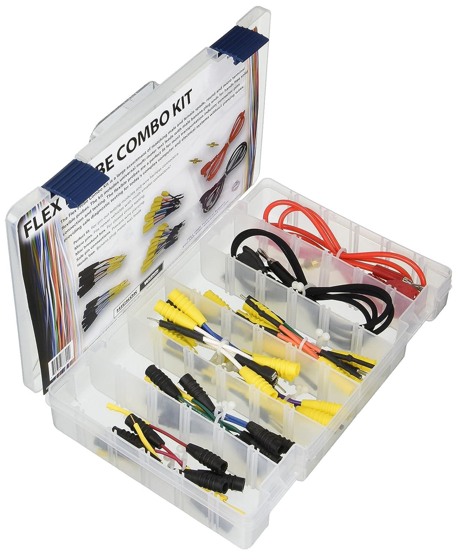 amazon com hickok hic77300 flex probe combo kit automotive Flex It Tens Unit Probe Wire Harness Flex It Tens Unit Probe Wire Harness #3