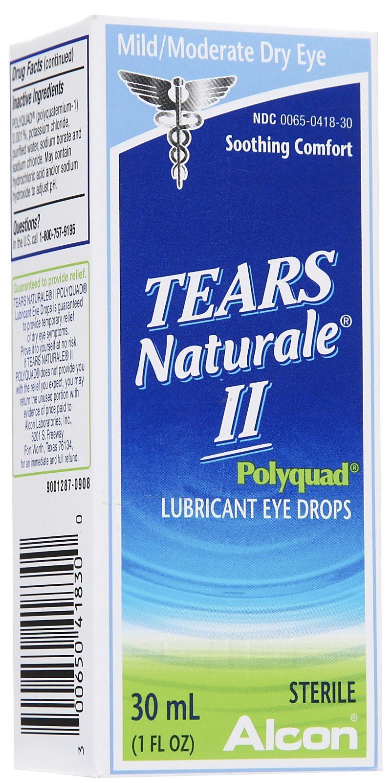 Tears Naturaly 30Ml
