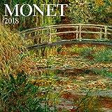 Monet Mini Wall Calendar 2018