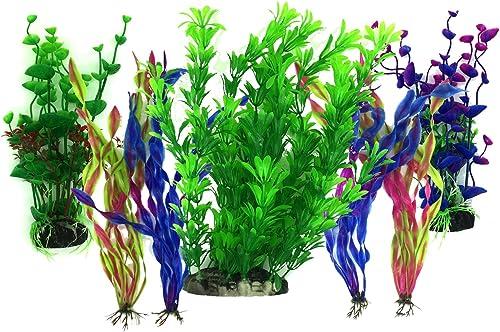 PietyPet-Plastikpflanzen-Set