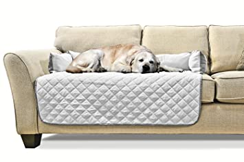 Wondrous Furhaven Pet Sofa Buddy Pet Bed Furniture Cover Large Gray Ocoug Best Dining Table And Chair Ideas Images Ocougorg
