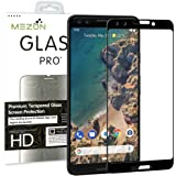 [Updated Version] MEZON Crystal Clear Premium 3D Edge Full Coverage 9H HD Tempered Glass Screen Protector for Google Pixel 3 – Bubble-Free, Shock Absorption (Pixel 3)