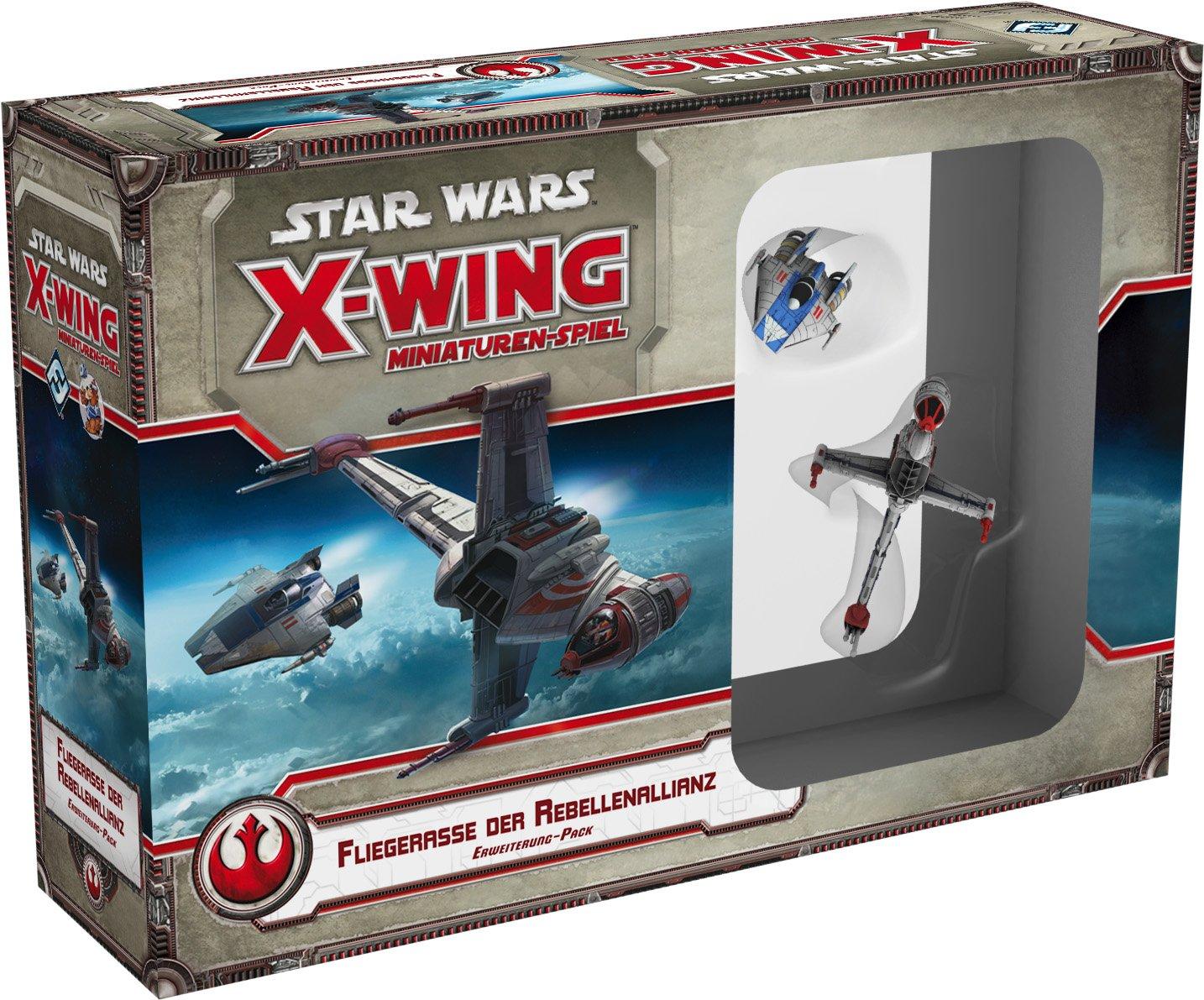 Heidelberger HEI0420 - Star Wars X-Wing, Fliegerasse der Rebellenallianz, Erweiterung-Pack