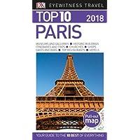 Top 10 Paris (DK Eyewitness Top 10 Travel Guides)