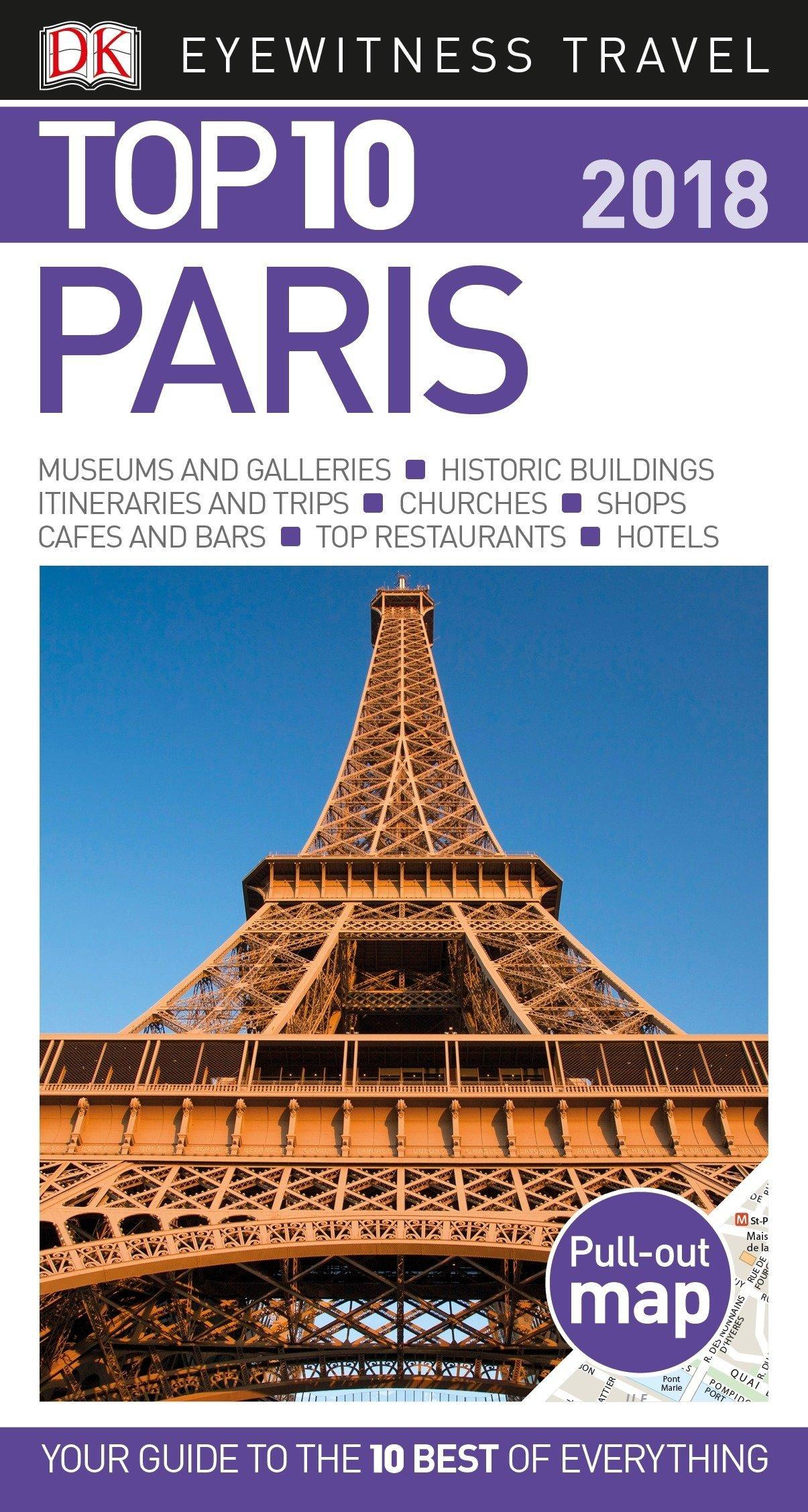 Download Top 10 Paris: 2018 (Eyewitness Top 10 Travel Guide) ebook