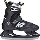 K2 Men's Ice Skates Fit Pro, Men, Schlittschuhe Fit Ice Pro, black-green