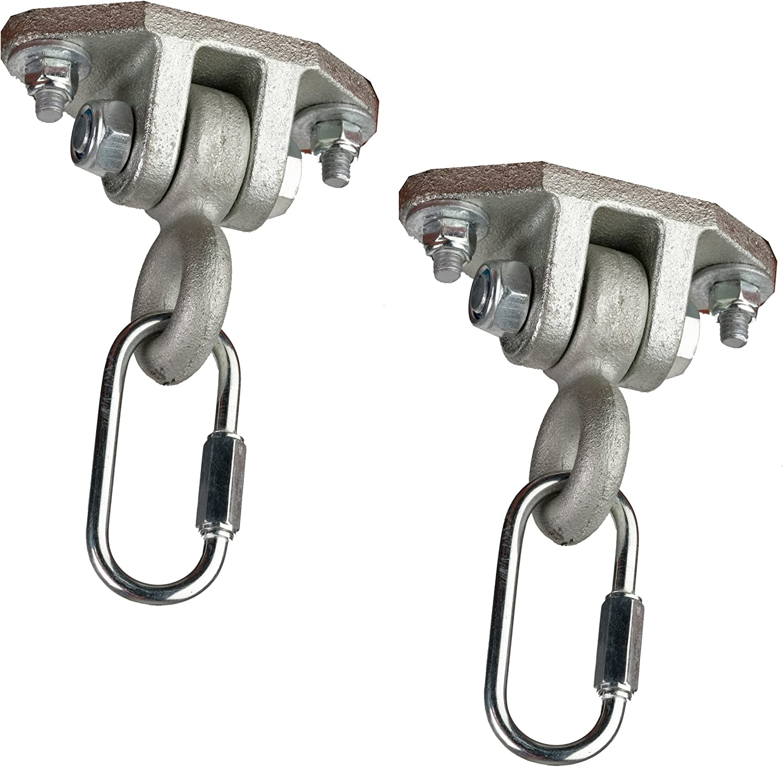 B000I19DAO Swing-N-Slide NE 4888 Extra Duty Swing Hangers - Safe, Reliable Heavy Duty Swing Hangers for Backyard Playsets, Outdoor Swing Sets, Playground Swings for Kids, Steel 81oiPgSbgtL