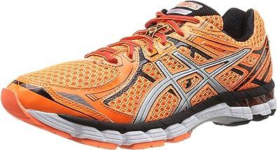 ASICS GT-2000 3 - Zapatillas de running para hombre, color naranja (flash orange/silver/black-3293), talla 40 EU (6 UK): Amazon.es: Zapatos y complementos