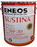 エネオス プレミアムオイル サスティナ 5W-30 20L ENEOS SUSTINA
