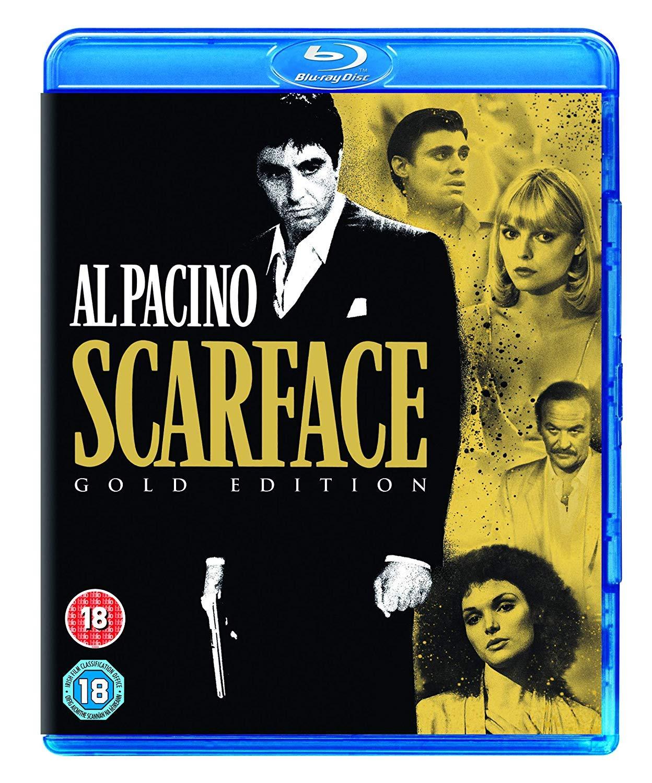 Scarface 1983 - 35th Anniversary [Blu-ray] [2019] [Region Free]