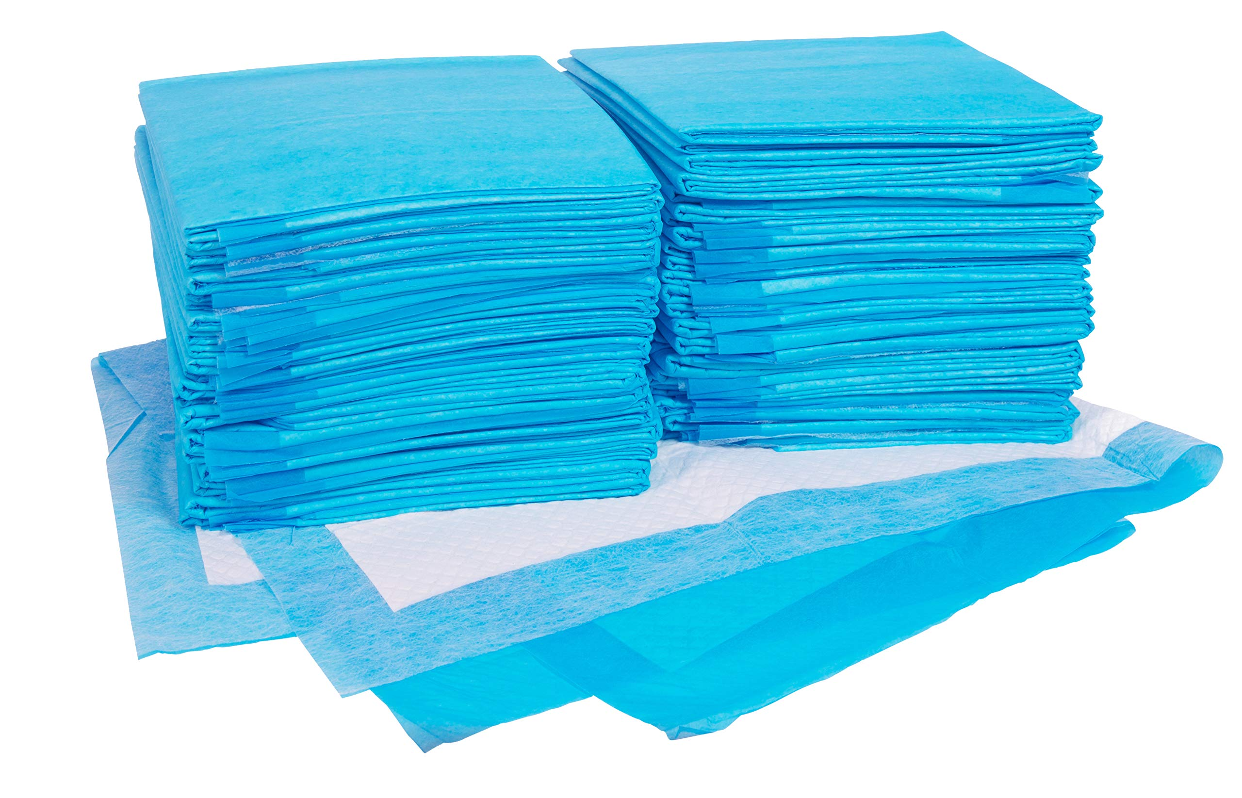 REMEDIES Disposable Underpads With Ultra Absorbent 85g Fluff Fill Extra 3 Grams of SAP 30x36 Inches (Pack of 100) by REMEDIES