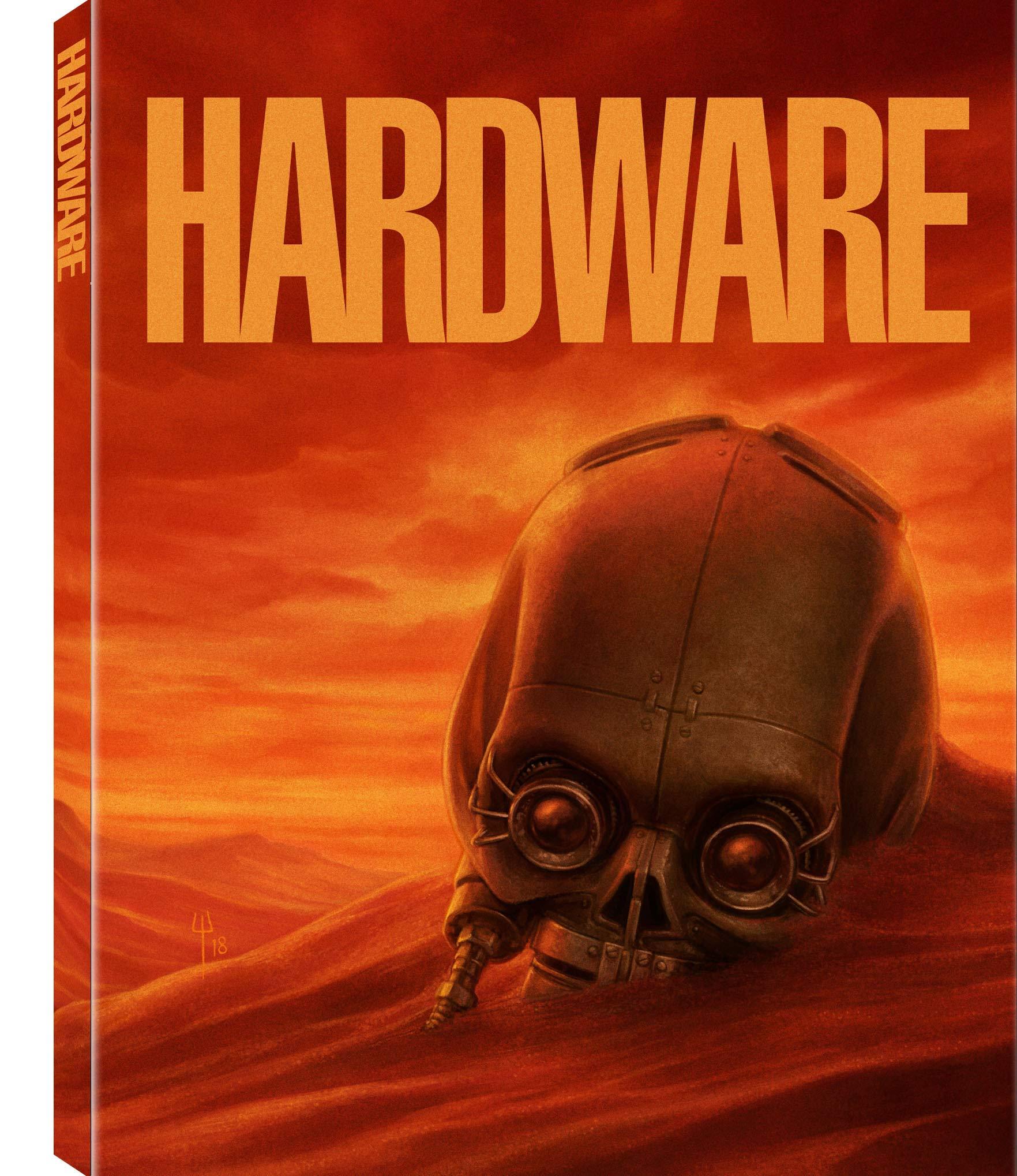 Hardware 2 Disc Set (Blu-ray)